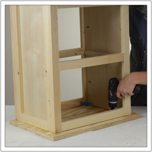 Build A Basket Storage Cabinet Build Basic