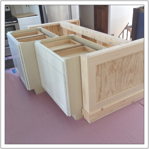 build a kitchen island out of cabinets build a diy kitchen island build basic 12595