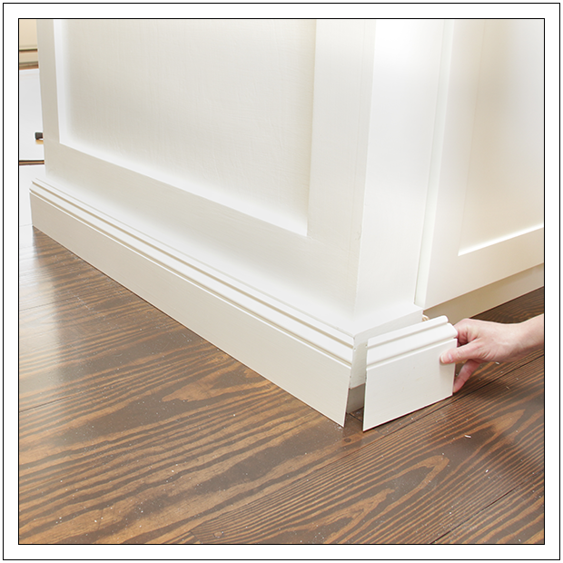 Kitchen Cabinets Moulding: Kitchen-Island—29-copy ‹ Build Basic