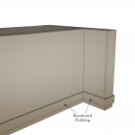 Kitchen Island - Drawing Step 26