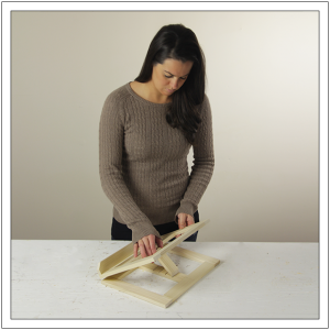 Cookbook Stand by Build Basic - Step 15