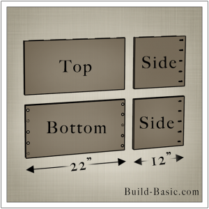 build a midcentury nightstand ‹ build basic Mid Century Modern Nightstand Diy