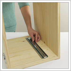 How To Install Drawer Slides Step 2