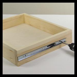 How To Install Drawer Slides Build Basic