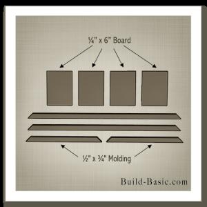 Nursery-Book-Frame-by-Build-Basic---Step-1-copy