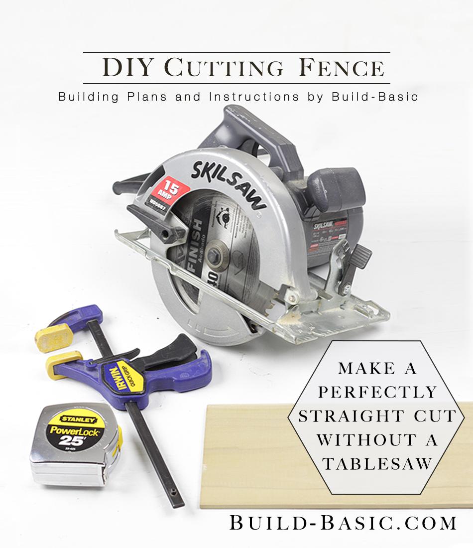 Build a DIY Cutting Fence