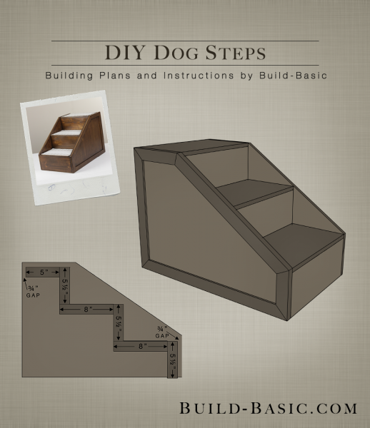 Build Diy Pet Steps Build Basic