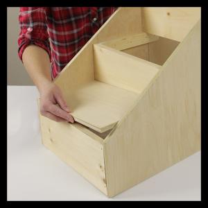 Incredible Build Diy Pet Steps Build Basic Andrewgaddart Wooden Chair Designs For Living Room Andrewgaddartcom
