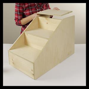 Surprising Build Diy Pet Steps Build Basic Andrewgaddart Wooden Chair Designs For Living Room Andrewgaddartcom