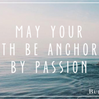 May Your Path by Anchored by Passion - By Jenn at Build Basic www.build-basic.com