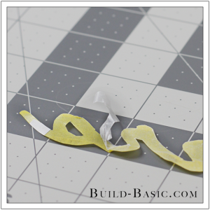 DIY Font Stencil by Build Basic - Step 10