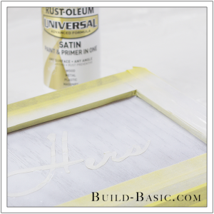 DIY Font Stencil by Build Basic - Step 12