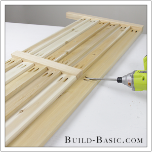 DIY Outdoor Storage Box by Build Basic - Step 11