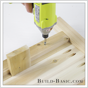 DIY Outdoor Storage Box by Build Basic - Step 13
