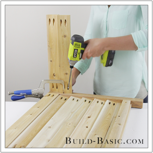 DIY Outdoor Storage Box by Build Basic - Step 14