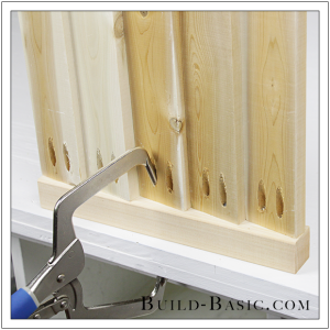 DIY Outdoor Storage Box by Build Basic - Step 7