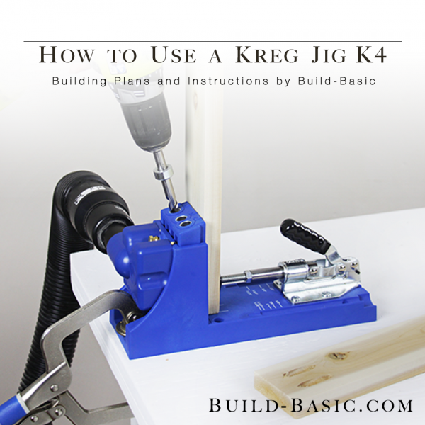 kreg r3 pocket hole jig instructions