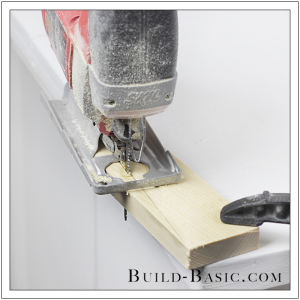DIY Wall Mail Sorter by Build Basic - Step 1
