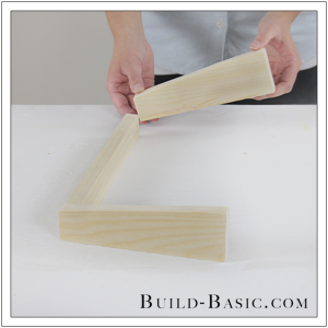DIY Wall Mail Sorter by Build Basic - Step 2