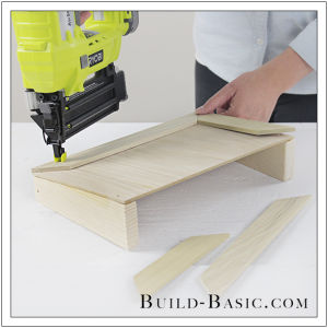 DIY Wall Mail Sorter by Build Basic - Step 6