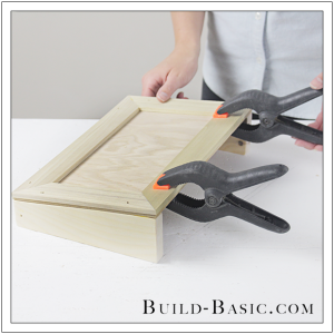 DIY Wall Mail Sorter by Build Basic - Step 7