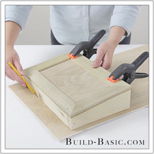 DIY Wall Mail Sorter by Build Basic - Step 8