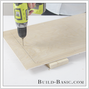 DIY Wall Mail Sorter by Build Basic - Step 9