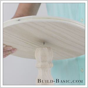 DIY Cake Stand by Build Basic - Step 10