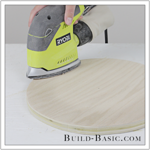 DIY Cake Stand by Build Basic - Step 8