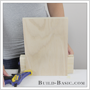 How To Finish Plywood Edges by Build Basic - Step 2