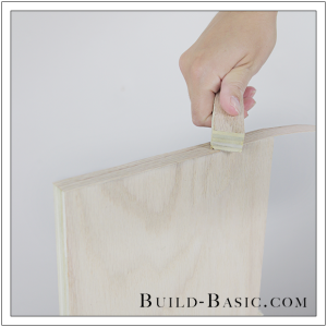 How To Finish Plywood Edges by Build Basic - Step 6