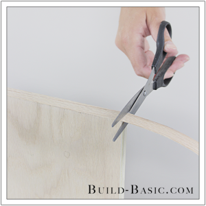 How To Finish Plywood Edges by Build Basic - Step 7
