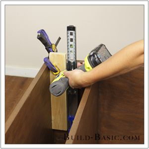 DIY Sideboard Cabinet by Build Basic - Step 15