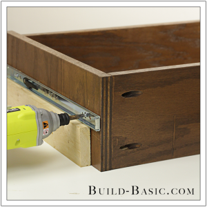 DIY Sideboard Cabinet by Build Basic - Step 16