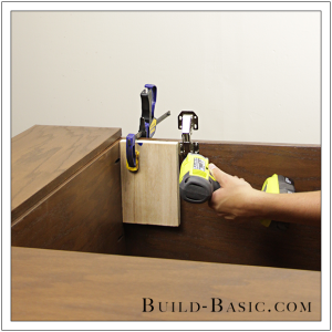 DIY Sideboard Cabinet by Build Basic - Step 19