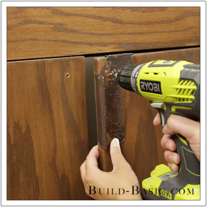 DIY Sideboard Cabinet by Build Basic - Step 21