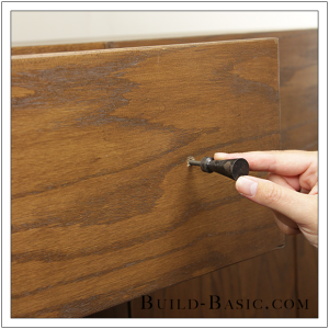 DIY Sideboard Cabinet by Build Basic - Step 22