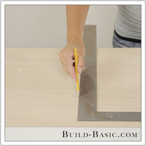 DIY Sideboard Cabinet by Build Basic - Step 5