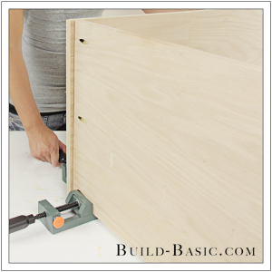DIY Sideboard Cabinet by Build Basic - Step 7