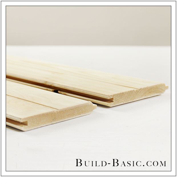 Build a DIY Beadboard Twin Bed by Build Basic - Materials from Home Depot