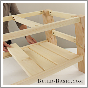 Diy Coffee Table By Build Basic Step 12