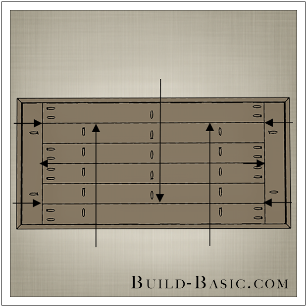 DIY Coffee Table By Build Basic   Step 13 Drawing