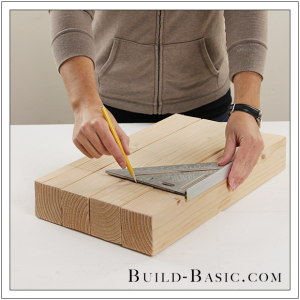 DIY Coffee Table by Build Basic - Step 4