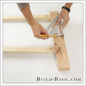 DIY Coffee Table by Build Basic - Step 7