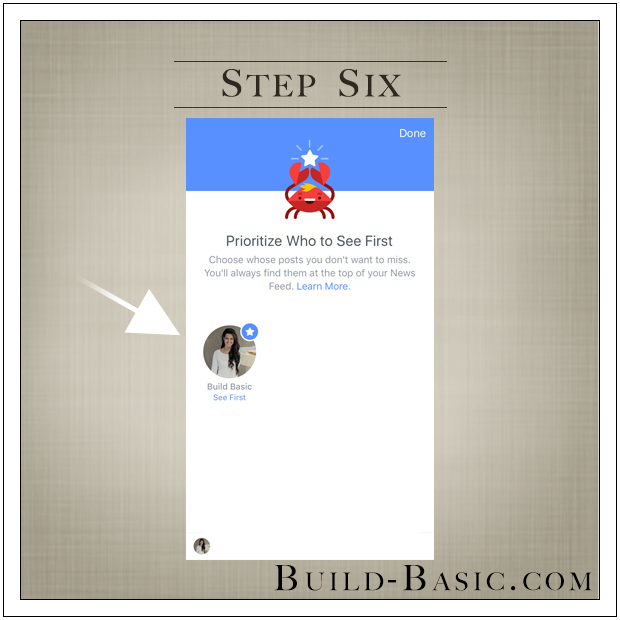 Facebook is Hiding Posts From You - By Build Basic - Step 6