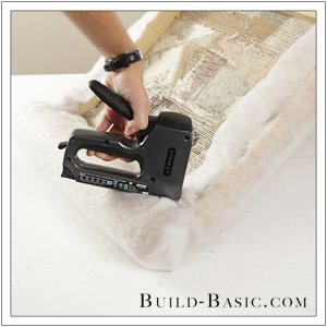 How To Re-Cover a Dining Chair Part 1 by Build Basic - Step 10