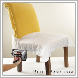 How To Re-Cover a Dining Chair Part 1 by Build Basic - Step 4