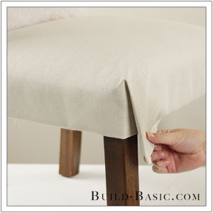 How To Re-Cover a Dining Chair Part 2 by Build Basic - Step 10