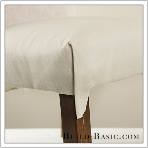 How To Re-Cover a Dining Chair Part 2 by Build Basic - Step 12