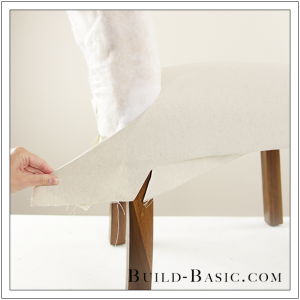 How To Re-Cover a Dining Chair Part 2 by Build Basic - Step 14